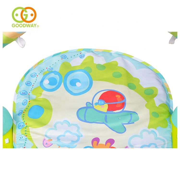 Cute Children'S Room Colorful Crawling Activity Care Play Baby Mat