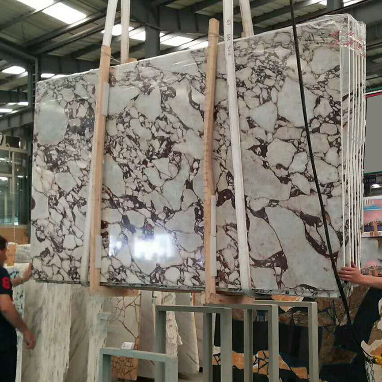 calacatta purple marble Cheap Granite Tile Porphyry Onyx Stone In Marble