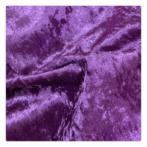 High quality polyester upholstery ice velvet furniture textile curtain sofa fabric for garment, curtain