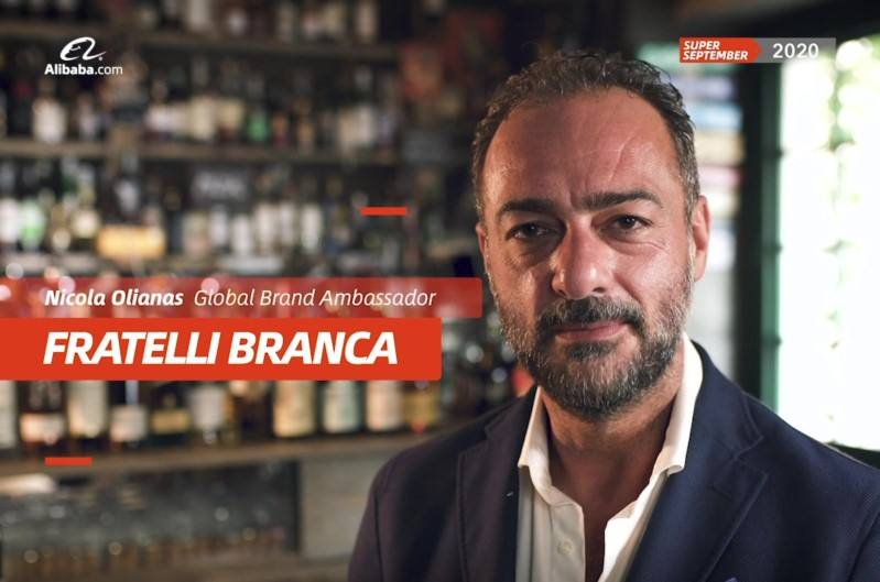 The 175-year-old Italian spirits company started its ecommerce journey with Alibaba.com