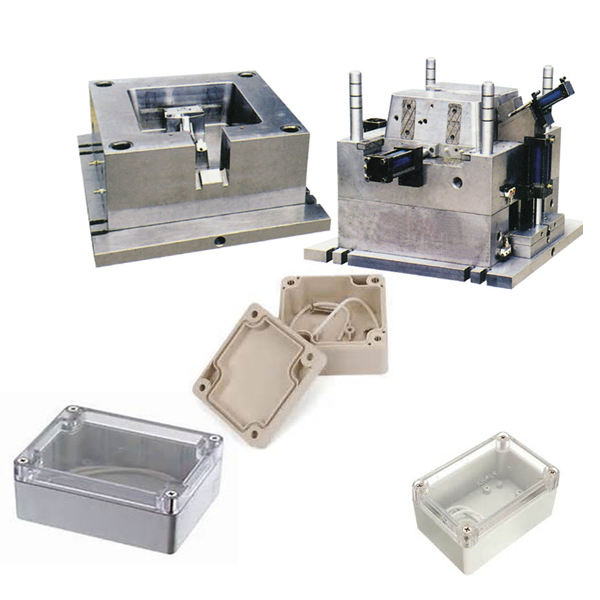 Mold Making ABS Plastic Housing Enclosure for Electronic OEM mold maker plastic injection mold for electronic enclosure