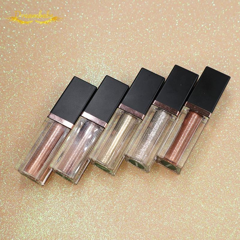 cosmetics makeup products Private Label Liquid Glitter Eyeshadow Custom Logo Eye Shadow Cosmetics Makeup maquillaje