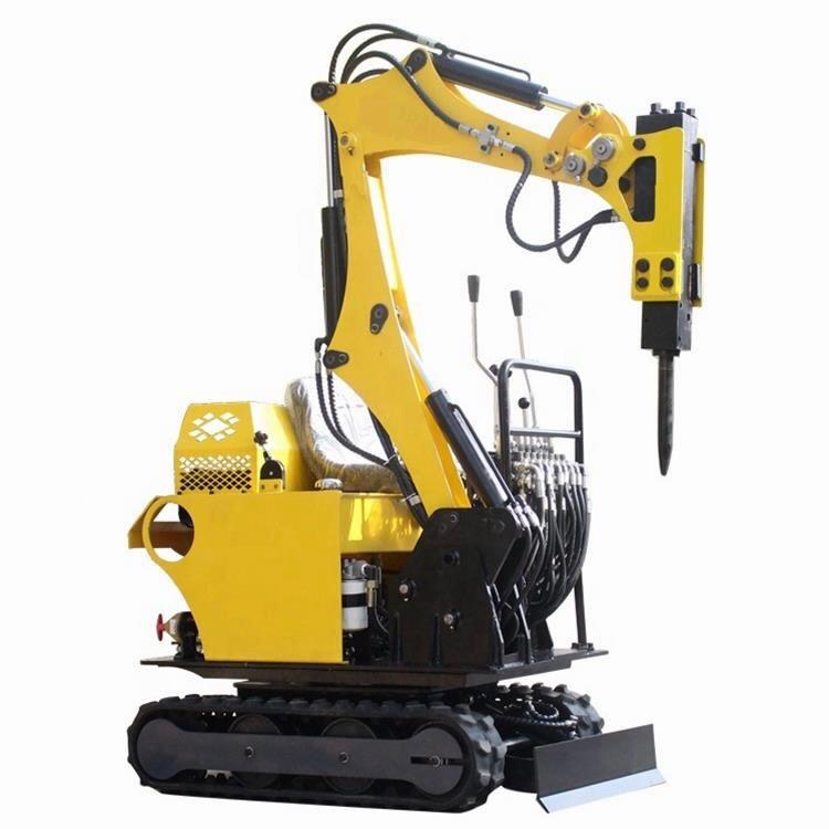 Mining cheap mini excavator with accessories