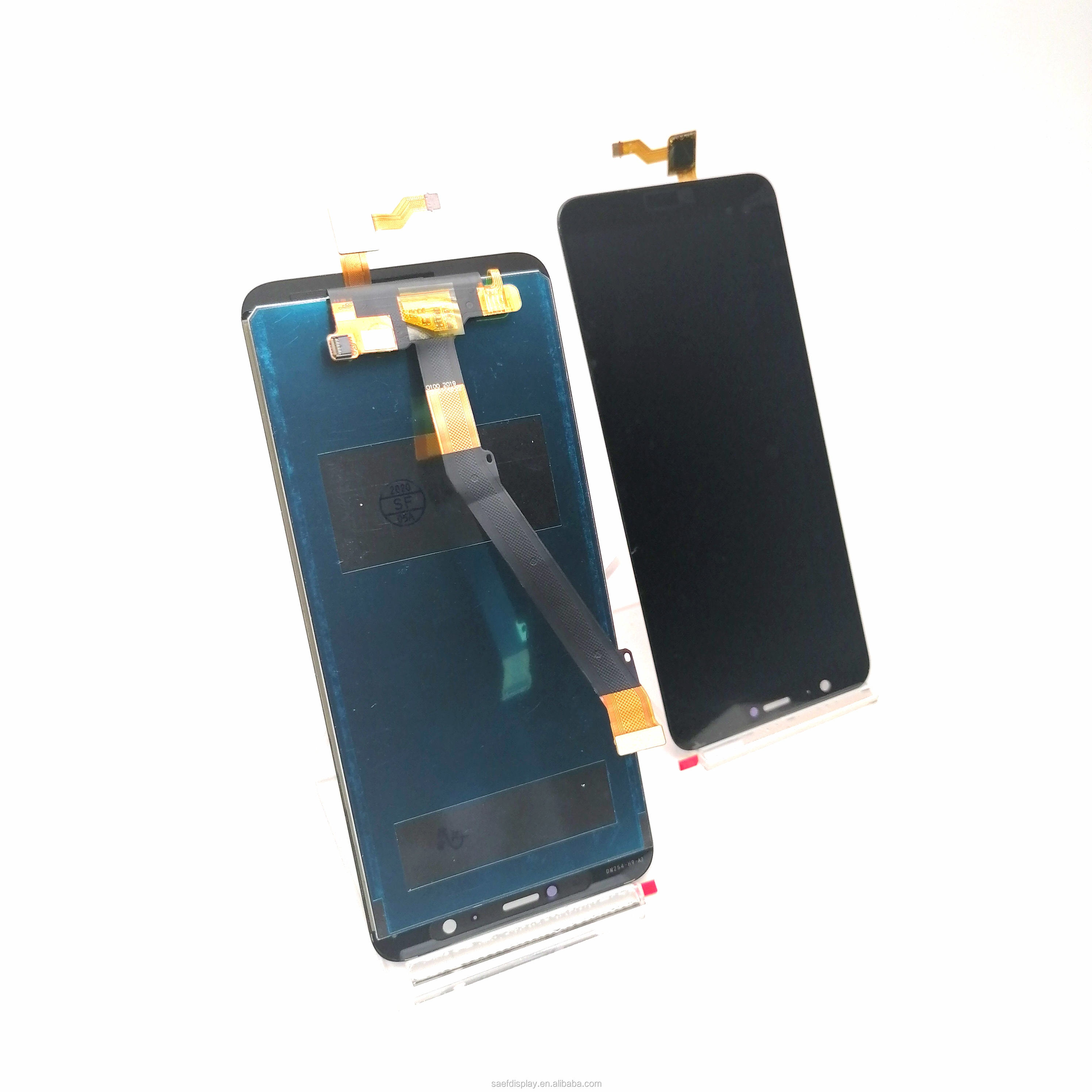 Replacement for Huawei P Smart LCD Display Touch Screen Digitizer Full Assembly fits Huawei P Smart Enjoy 7S
