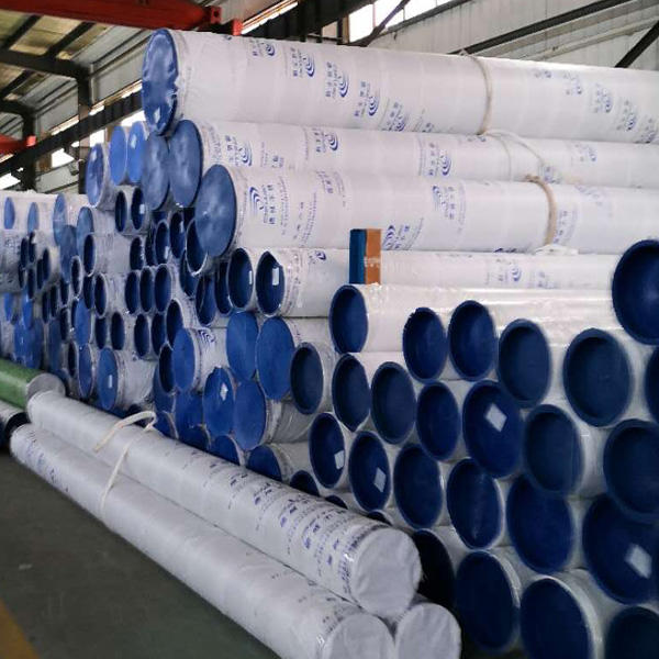 Staggered/Favourable price Good Quality For STOCK ERW pipe A358 TP304L