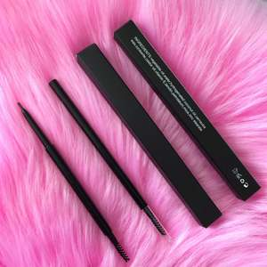 Hot selling OEM/ODM private label eyebrow pencil with brow brush