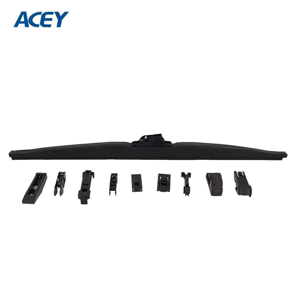 New design japan car winter snow wiper blade with adapters