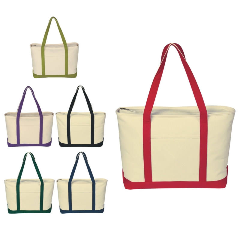 Open Top Del Progettista Portatile Personalizzare Extra Large Tote Bag In <span class=keywords><strong>Cotone</strong></span>