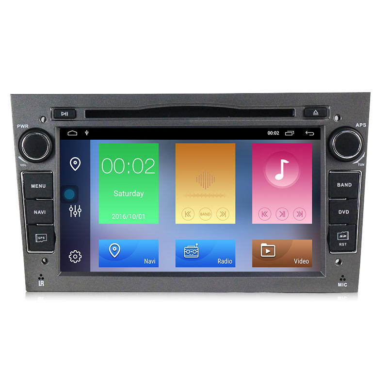 "MEKEDE 7"" Android 10 Quad Core Car DVD Player for Opel Astra h g Zafira B Vectra C D Antara Combo Car Radio 2G+32G Stereo Video"