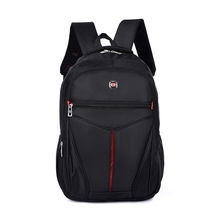 2020 new design waterproof male  backpack bag 3 compartment laptop bag backpack