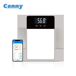 High Quality OEM Digital Smart Electronic Digital Body Fat Analysis Personal Bluetooth Weighing Scale
