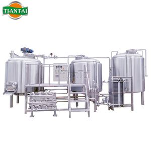 Food & Beverage Factory Applicable Industries and Fermenting Equipment Processing used small beer brewery equipment