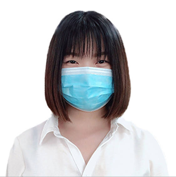 Air Blower Mask - Active Information Respirator Earloop