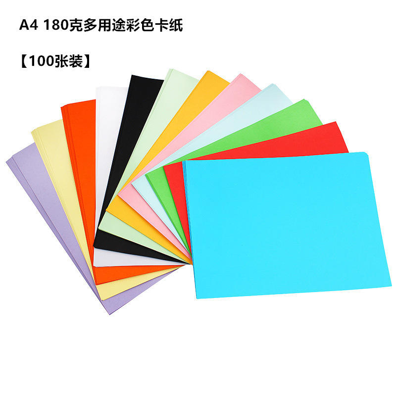 High quality Multi Purpose colored wax paper for candy wrapping A4 size