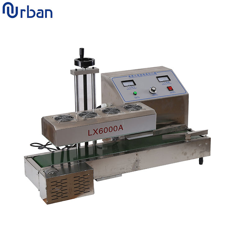 Medicine Bottle Induction Aluminum Foil Sealing Machine