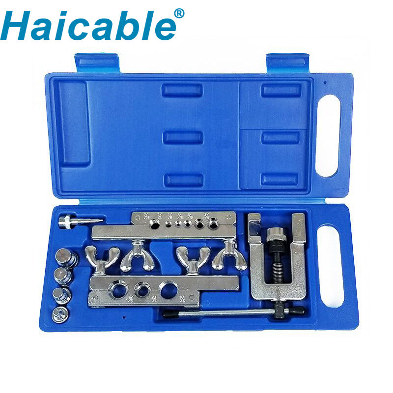 Haicable Value air conditioning flaring tool set for copper pipe