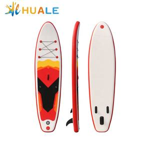 ออกแบบใหม่กีฬา OEM Inflatable Sup Stand Up BOARD surfing Stand Up Paddle Inflatable