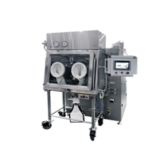 BGB-10F coating machine used in laboratory