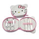 Hot seller hello kitty mini pedicure manicure set