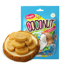 Rich Coconut Hard Candy Sweets Sugars