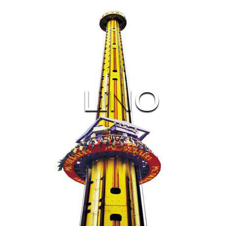 Amusement Part Rides Import From China Amusement Part Games Carnival Drop Tower Rides For sale