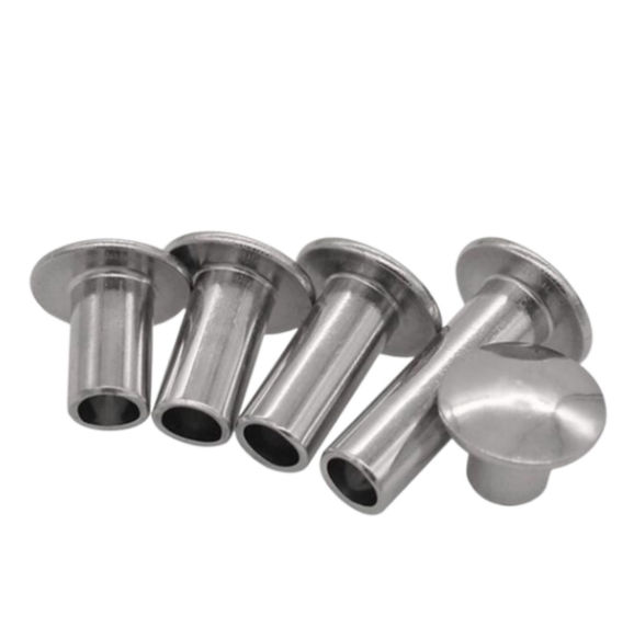 Manufacturer Metal Parts solid Copper Stainless Steel Aluminium Rivet