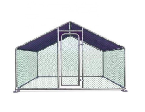 Outdoor Farm Large 6mx3mx2m large chicken hen coop Stainless Steel Poultry Hen Cage Chicken Coop