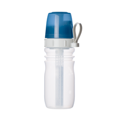 In taking mineral water bottles pitcher with built in filter