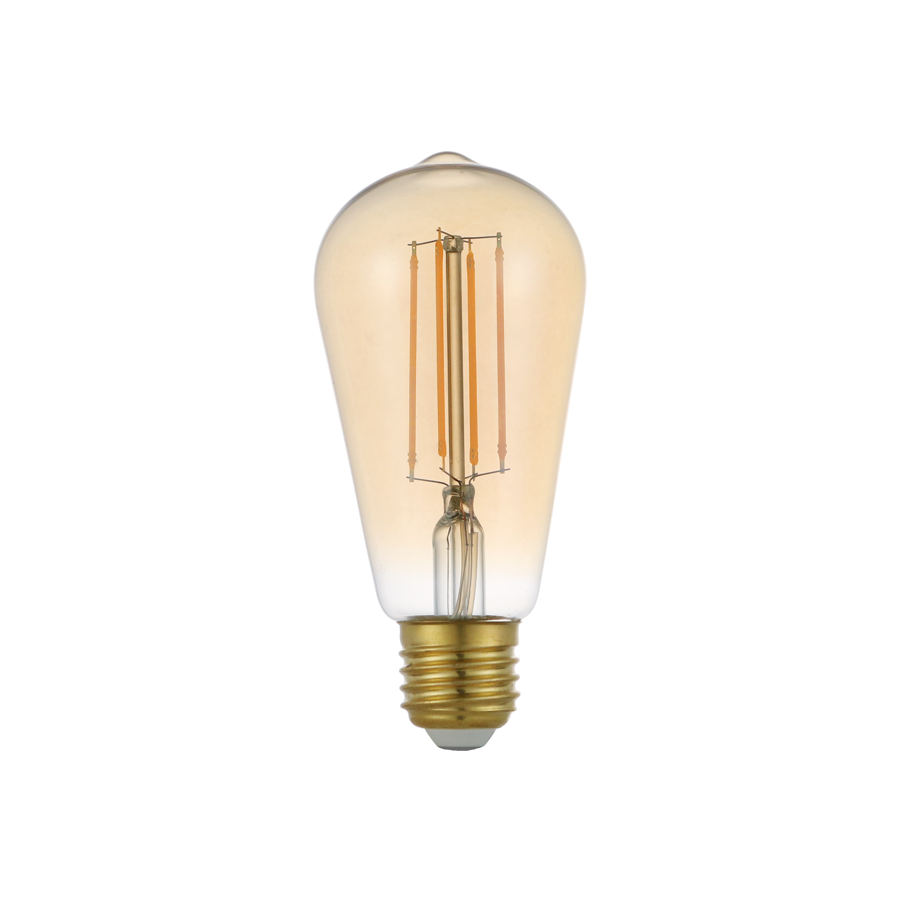 GMY E27 Warm Wit Vintage Edison LED <span class=keywords><strong>Lamp</strong></span> Dimbare 4 w G80 <span class=keywords><strong>Antieke</strong></span> LED Gloeilampen Globe Vorm Voor Decoratie met CE Rohs