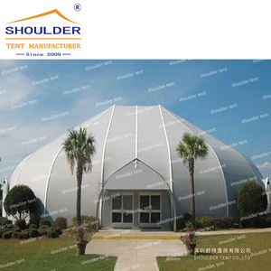 Large aluminum frame industrial warehouse tent house for factory for workshop