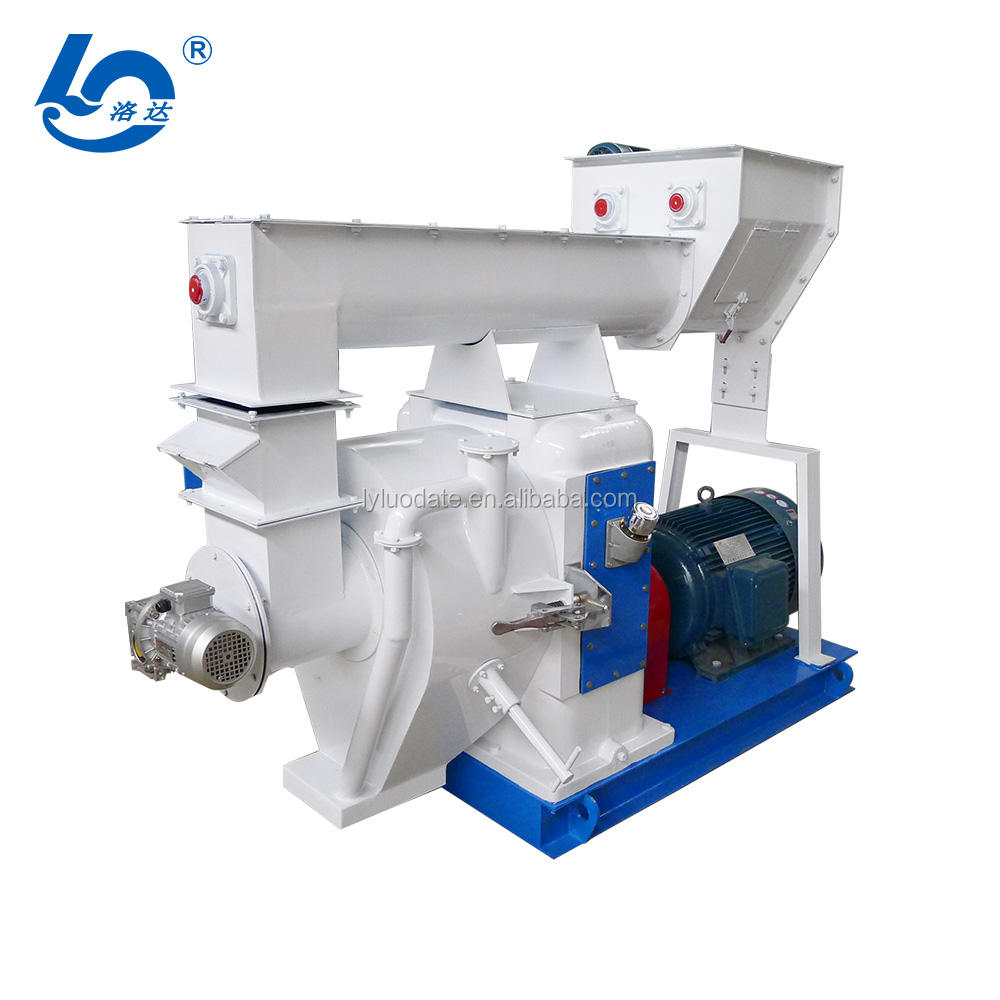 CE ISO Wood Chips Pellet and Briquetting Machine