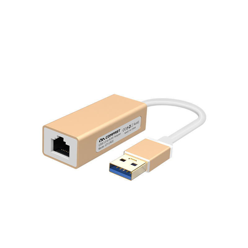 CF-UR20 Usb 3.0 Ke Rj45 Lan Adapter Wi-Fi Hotspot <span class=keywords><strong>Ethernet</strong></span> Adapter untuk <span class=keywords><strong>Android</strong></span>
