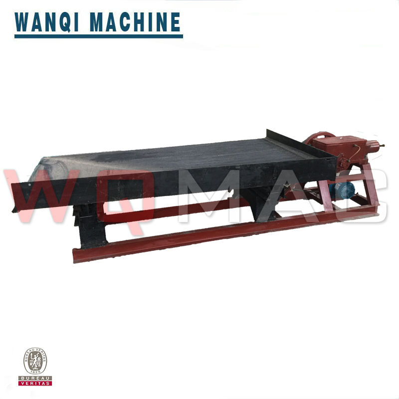gold shaker table for gold/mining vibration shaker table