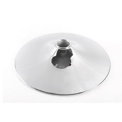 Stainless steel Round chair base compoents/swivel chair base parts /Round chrome chair base