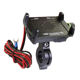 China Factory Motorcycle Phone Holder USB Charger 2.5A Output