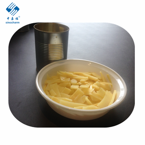 New Crop High Quality Canned Bamboo Shoot Slice