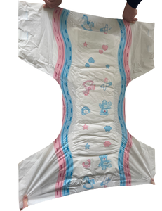 Soft Breathable Absorption ABDL Disposable Adult Diaper