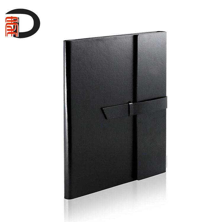 2020 Leather Padfolio Portfolio Folder , A4 Notebooks and Notepads