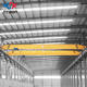 Single Girder Bridge Traveling Electric Wire Rope Hoist European 10 Ton Overhead Crane