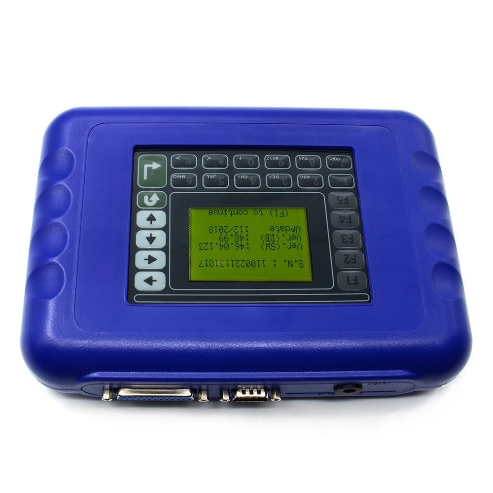 New auto key maker obd clone machine sbb pro2 V48.99 support cars to 2018 sbb key programmer