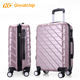 360 degree wheels suitcase corner protection 20 inch 24 inch trolley luggage