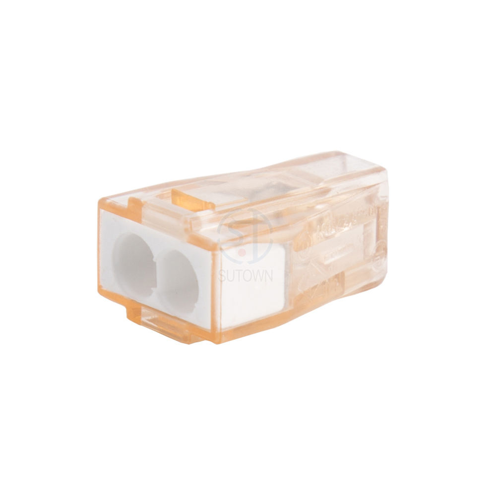 SUTOWN Electrical wire Push Fit Connector Cage with Clamp PCT-602