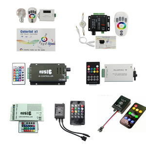 cheap wholesale mini rgb rgbw ir rf controller for led strip light