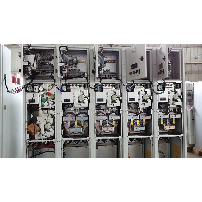 SINOAMIGO SRM16-12/24 Indoor Ring Main Unit SF6 Gas Insulated Switchgear Substation