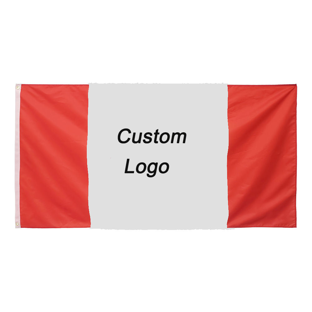 Flag Manufacturer Fast Delivery 100%Polyester Custom Digital Printing Large 3x5FT National Flags