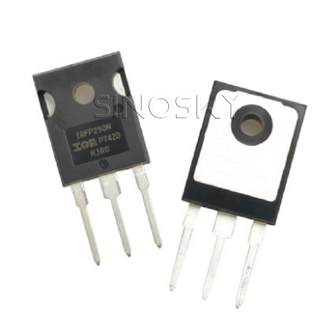 IRFP250NPBF all electronic component from china distributor IRFP250N TO-247 30A / 200V MOS