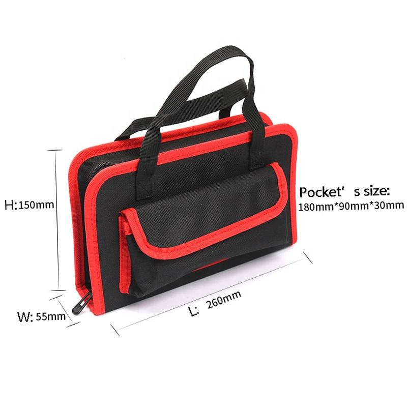 Factory custom-made Kitchen Easy Carrying Pouch Drawer Kit Tool Bag