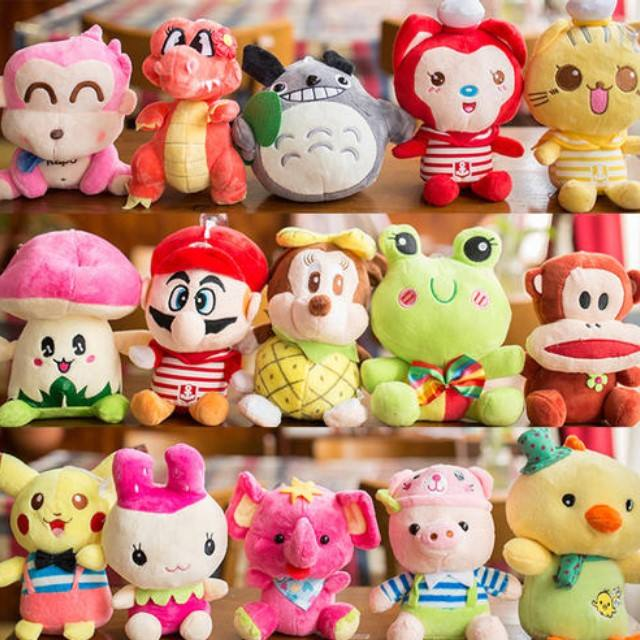 cheap plush toys for crane machines, plush soft toys stuffed toy