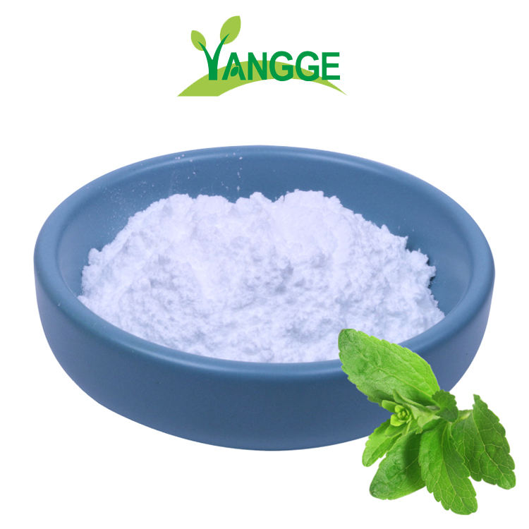 Food Additives stevia powder extract 95% stevioside powder