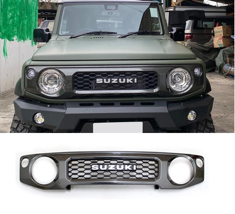 Jimny 2020 Accessories Exterior Accessories front grill For suzuki jimny body kit
